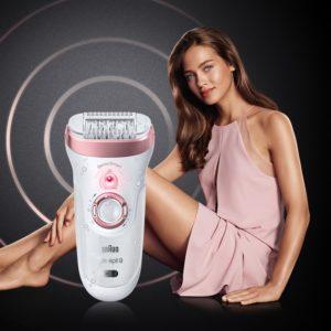 Braun Silk-Épil 9 SkinSpa Sensosmart